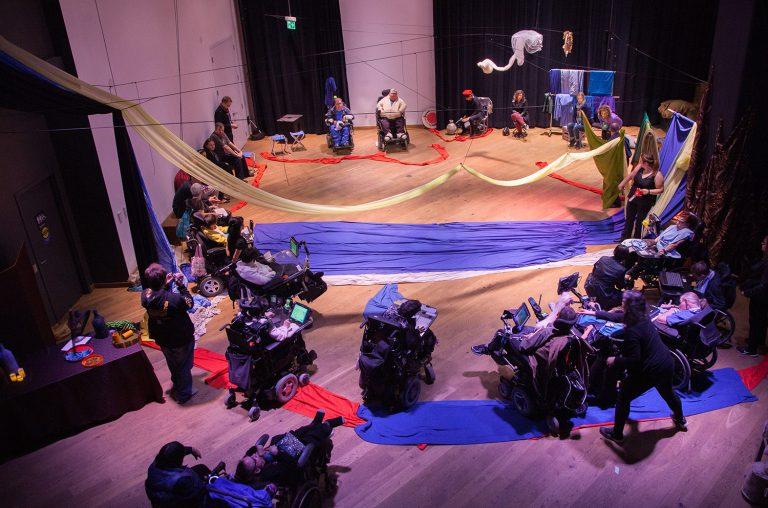 Premier Performance at Artscape Sandbox, Toronto